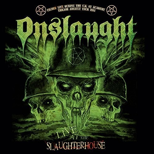 Live At The Slaughterhouse [ CD/ DVD ]