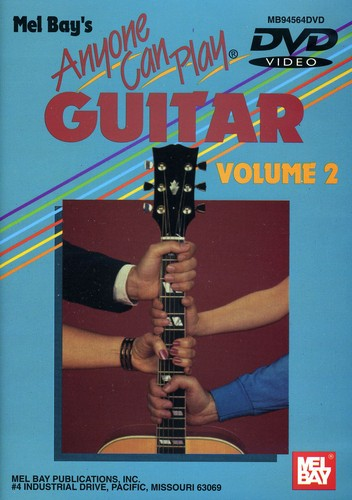 Anyone Can Play Guitar: Volume 2