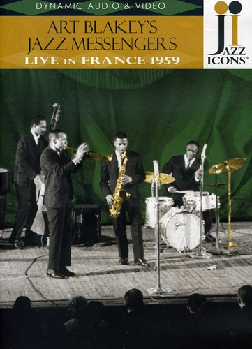 LIVE IN FRANCE 1959