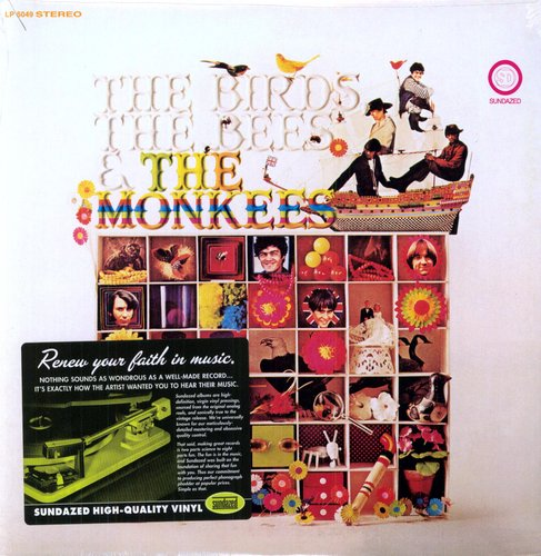 Birds Bees and Monkees