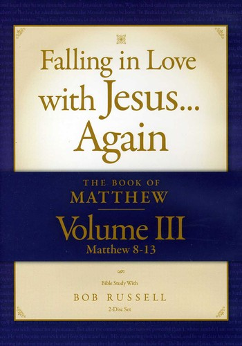 Book of Matthew Bob Russell 3