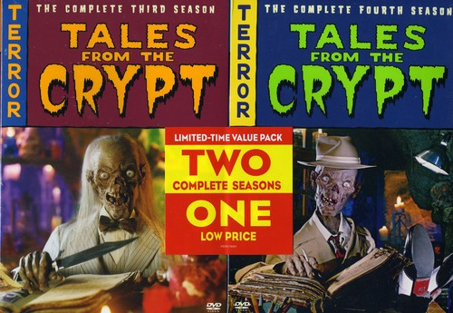 Tales from the Crypt: Season 3-4