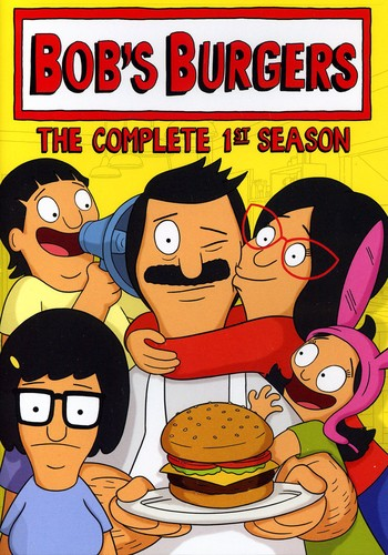 Bob's Burgers: The Complete 1st Season