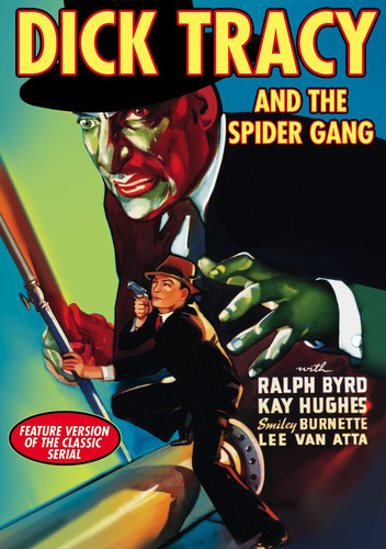 Dick Tracy and the Spider Gang