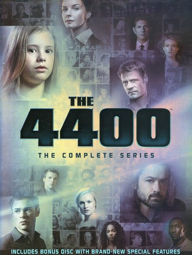 The 4400: The Complete Series