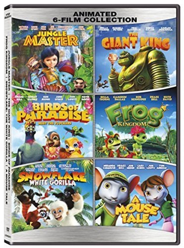 Family Animated 6-Film Collection