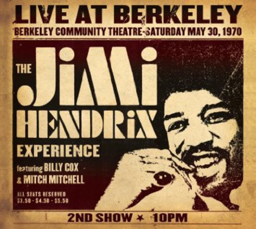Live at Berkeley [Import]