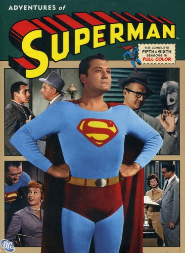 Adventures of Superman: Seasons 1-6