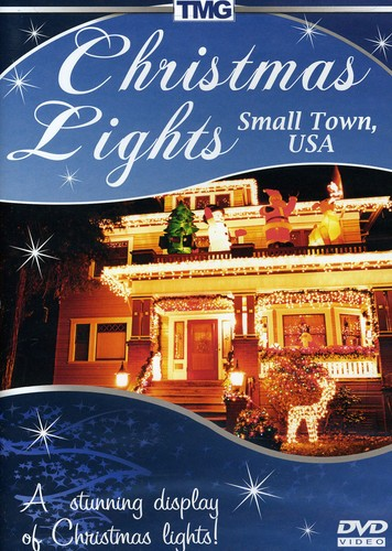Christmas Lights: Small Town USA