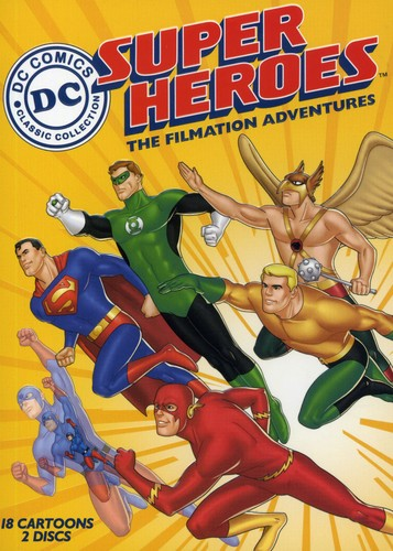 DC Comics Super Heroes: The Filmation Adventures