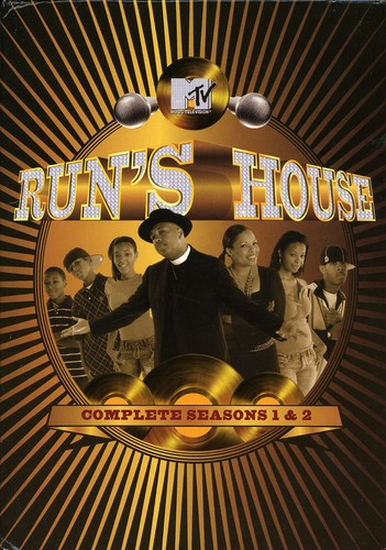 Run's House: The Complete Seasons, 1 and 2 [3 Discs] [Sensormatic] [Reality TV] [Full Screen]