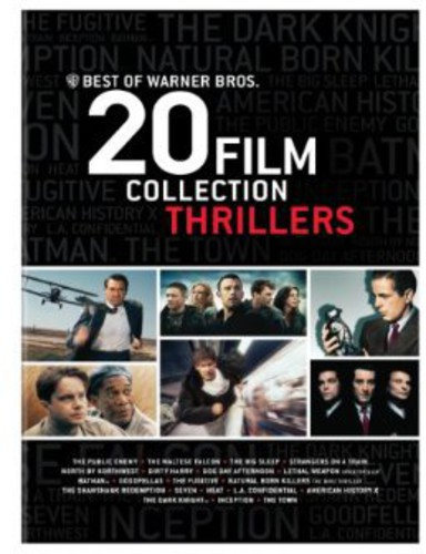 Best of Warner Bros.: 20 Film Collection: Thrillers
