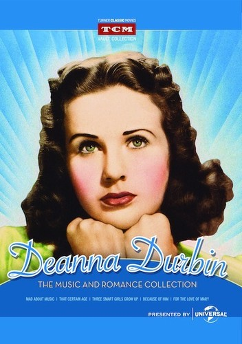 Deanna Durbin: The Music and Romance Collection