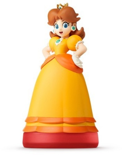 Amiibo: Super Mario Series - Daisy for Nintendo Wii U