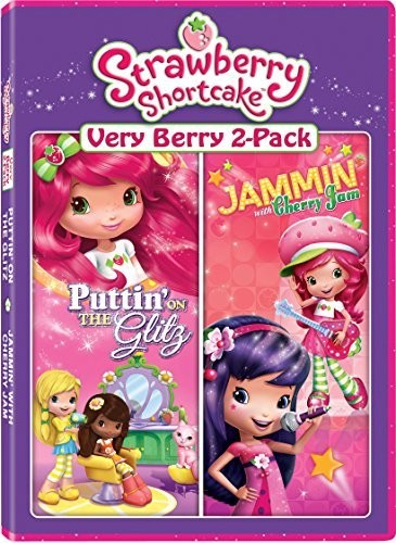 Strawberry Shortcake Very Berry 2-Pack: Puttin on