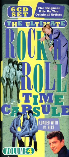 Ultimate Rock & Roll Time Capsule 4 /  Various