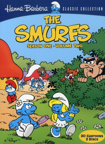 The Smurfs: Season One: Volume 2