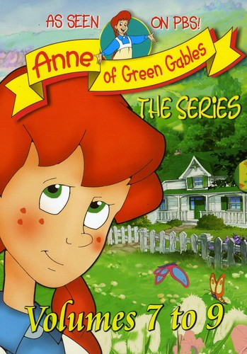 Anne of Green Gables: The Animated Series: Volumes 7-9 (Three-Disc Collection)