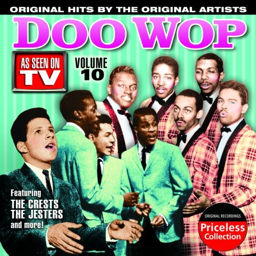 Doo Wop As Seen on TV 10 /  Various