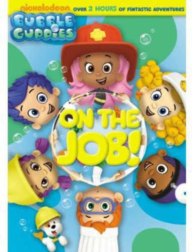Bubble Guppies: On the Job
