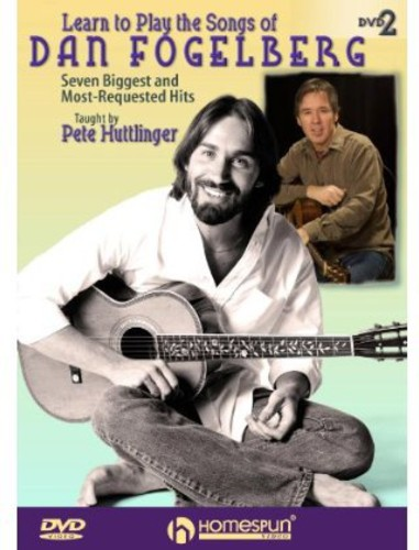 Learn to Play the Songs of Dan Fogelberg: Various