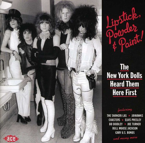 Lipstick Powder & Paint /  Various [Import]