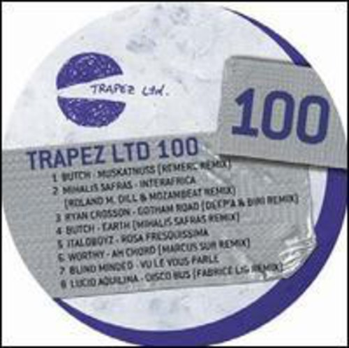 Trapez 100 Part 1 [EP] [Limited Edition] [Anniversay Edition]