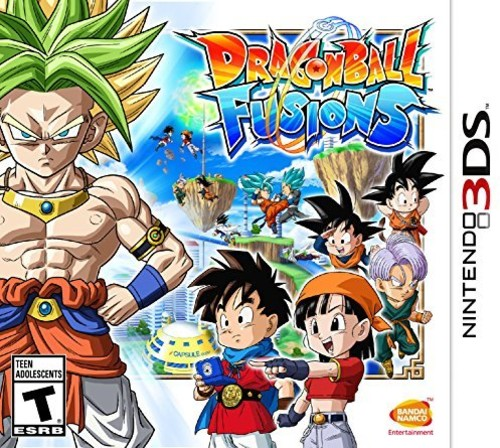 Dragon Ball: Fusions for Nintendo 3DS