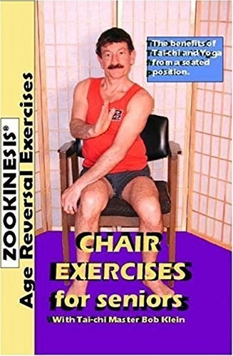 ZOOKINESIS - Age Reversal Exercises - Chair Exercises for Seniors