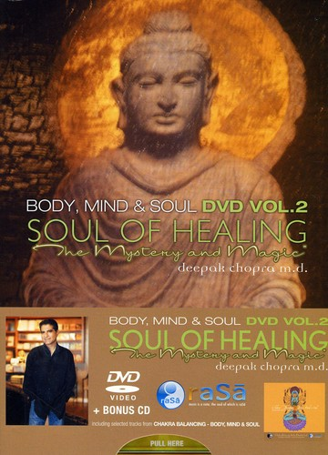 Body, Mind and Soul, Vol. 2: Soul Of Healing - The Mystery and Magic[Bonus CD]