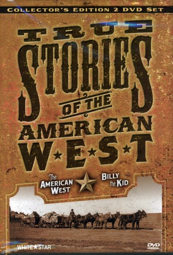 True Stories Of The American West/ Billy The Kid [Documentary]