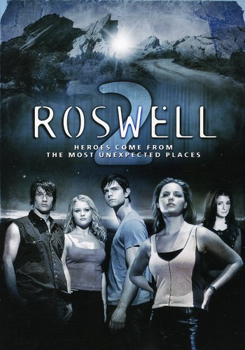 Roswell: Season 2 [6 Discs] [WS] [Repackaged]