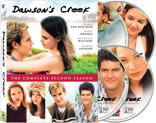 Dawson's Creek: The Complete Second Season