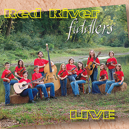 Red River Fiddlers Live