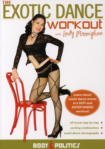 The Exotic Dance Workout with Lady Morrighan