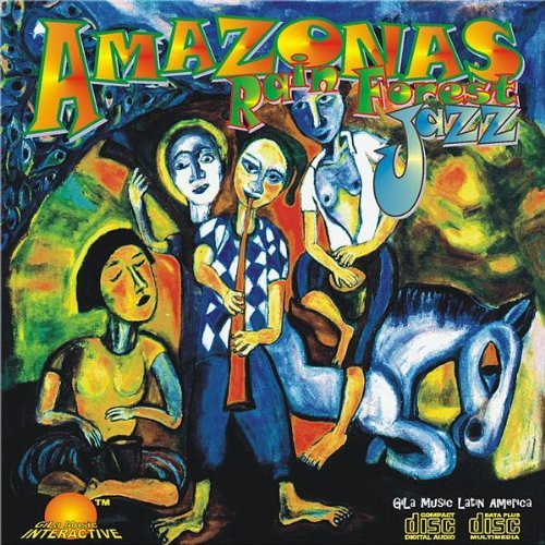 Amazonas Rain Forest Jazz