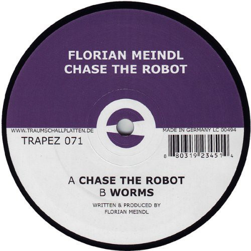 Chase The Robot [EP]