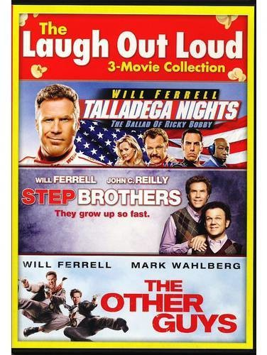 The Other Guys/ Step Brothers/ Talladega Nights: The Ballad of Ricky Bobby