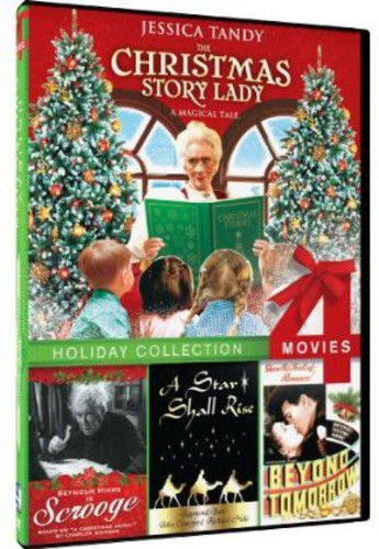 Christmas Story Lady /  Beyond Tomorrow /  Scrooge