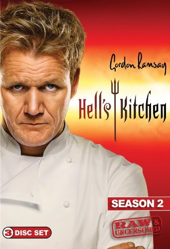 Hell's Kitchen: Season 2 [Uncensored] [Import]