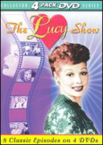 Lucy Show 4-Pack
