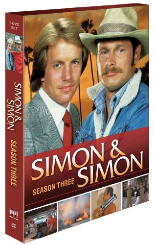 Simon and Simon: Season Three [Full Frame] [6 Discs]
