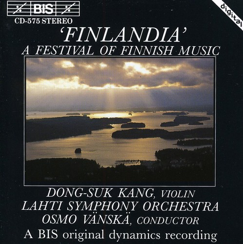 Finlandia: Festival of Finnish Music /  Various