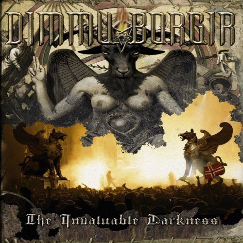 The Invaluable Darkness [Bonus CD]