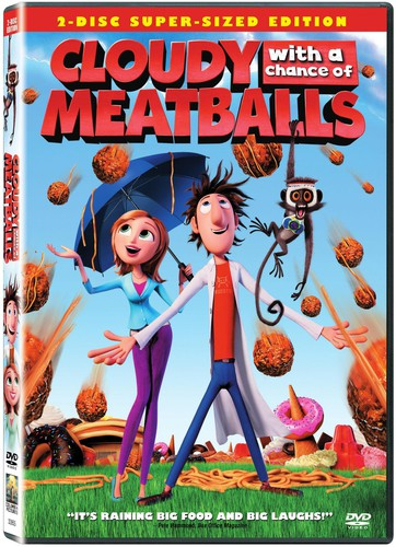 Cloudy With A Chance Of Meatballs [Widescreen]