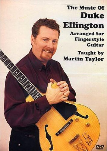 Music Of Duke Ellington Arranged For Fingerstyle Guitar