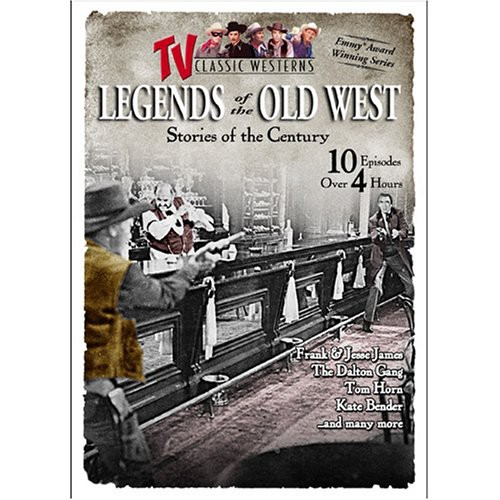 Legends Of The Old West, Vol. 4
