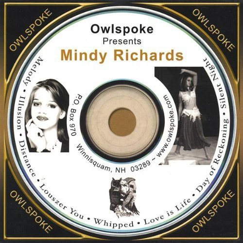 Owlspoke Presents Mindy Richards