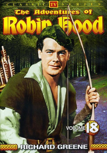 The Adventures of Robin Hood: Volume 18