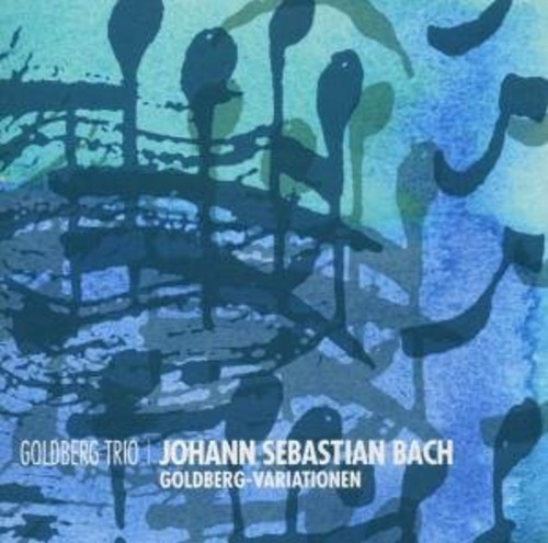 Goldberg Variations for String Trio